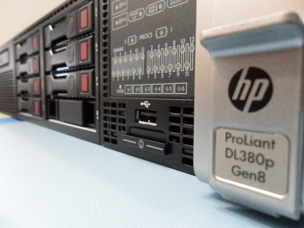 Rent Enterprise Class Hardware for Your Next Project