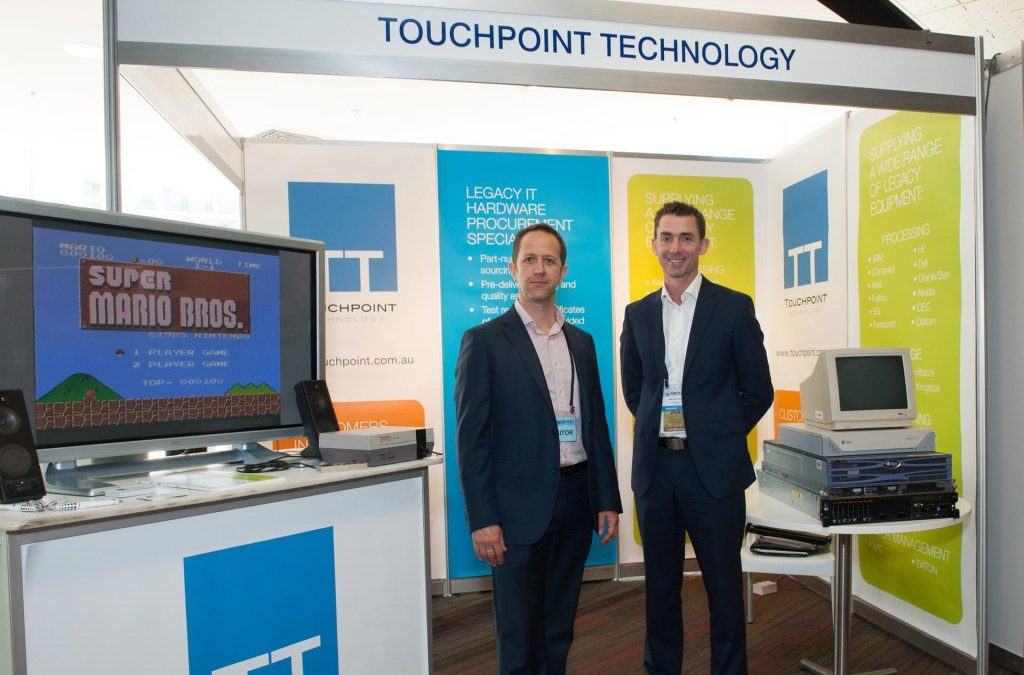 Touchpoint at MilCIS 2015