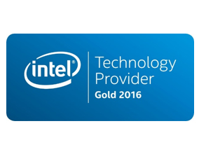 Touchpoint – an Intel Gold Partner!
