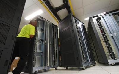 FORNAX Super Computer Given a New Life