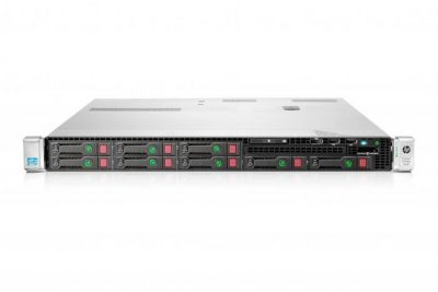 755258-B21 HPE ProLiant DL360 Gen9 Server 1RU