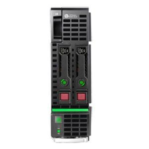 724087-B21 HPE ProLiant BL460c Gen8 E5-2609v2 1P 16GB Server