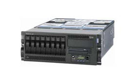 8203E4A IBM Power 520 Express