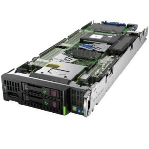 813197-B21 HPE ProLiant BL460C Gen9 E5-2680V4 2P 256GB Server
