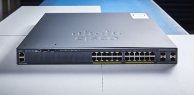 WS-C2960-24PS-L -TP Cisco Catalyst 2960 w/ 24 GE Ports