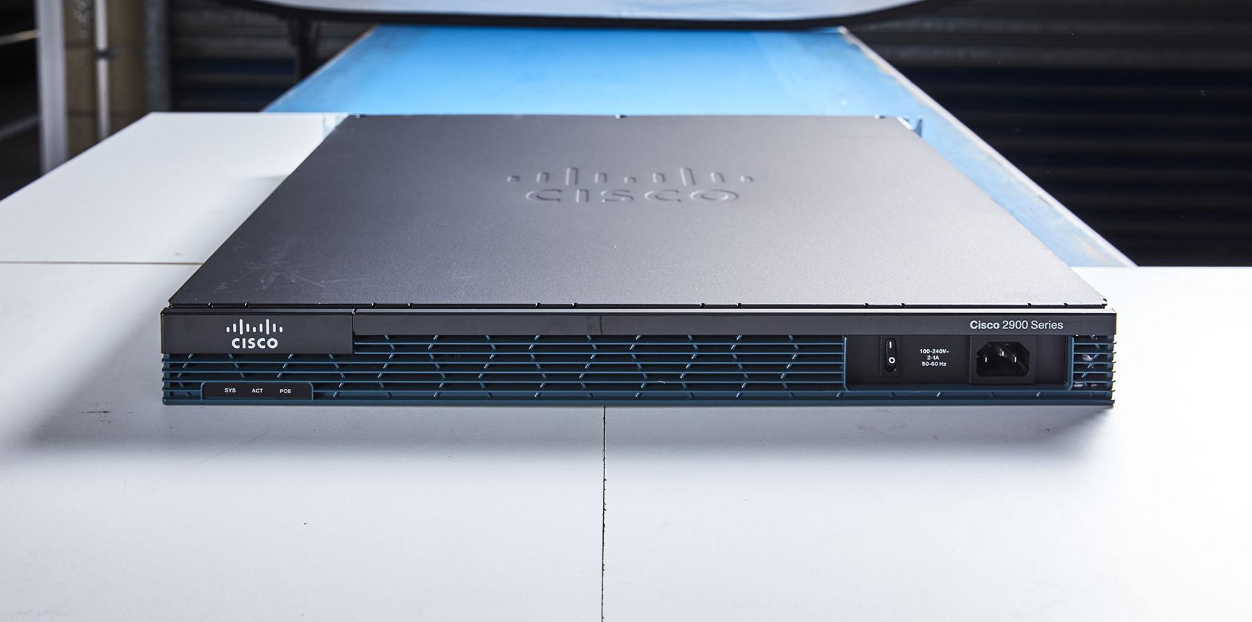Cisco 2901 ISR