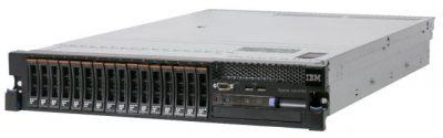 7945-52M -TP IBM x3650 M3 1x E5645 2.26 GHz/12MB/60W 1x 4GB PC3-10600 Memory Server