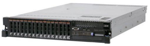 7945-52M IBM x3650 M3 1x E5645 2.26 GHz/12MB/60W 1x 4GB PC3-10600 Memory Server