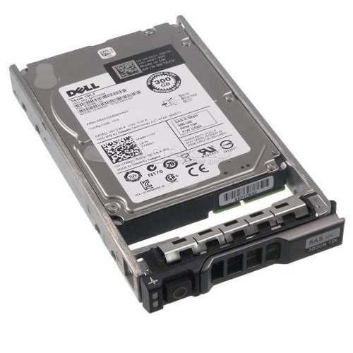 0745GC -TP DELL 300GB 10K 6G SFF SAS HDD