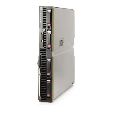 459496-B21 -TP HPE ProLiant BL480C X5460 3.16GHz Quad Core 4GB 2P Blade Server