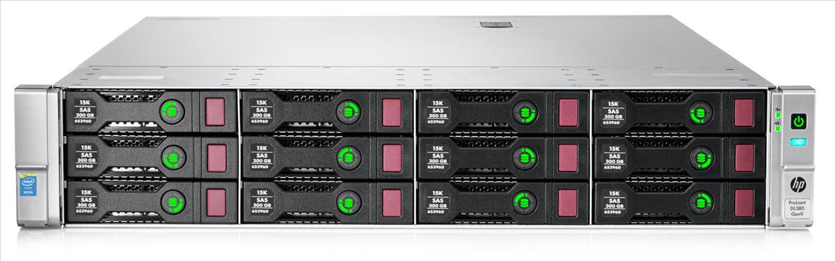 719061-B21 -TP HPE ProLiant DL380 Gen9 12LFF CTO Server