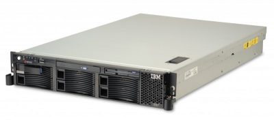 01R0588 -TP IBM eServer xSeries 345 2U Rack Server
