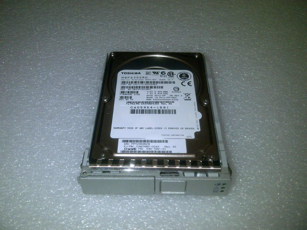 540-7991 -TP SUN 300GB SAS HARD DRIVE