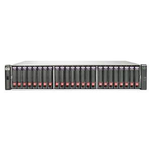 BV917B -TP HP P2000 G3 SAS MSA DC w/12 300GB 6G SAS 10K SFF HDD 3.6TB Bundle