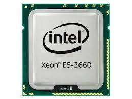 654784-B21 -TP HPE DL360p Gen8 E5-2660 CPU Kit