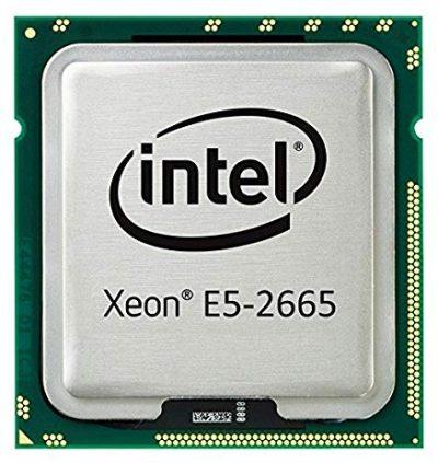 666029-B21 -TP HPE DL360p Gen8 E5-2665 CPU Kit