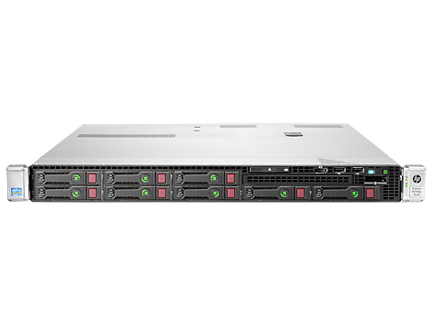 733733-371 -HS HPE HP ProLiant DL360 Gen8 - 2xE5-2650 8Core 2.00GHz CPU 32GB RAM 4x300GB 15K SAS HDDs