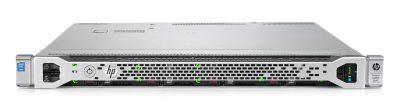 755261-B21 -TP HPE ProLiant DL360 Gen9 E5-2603V3,8GB SAS/SATA  HPE-2.5,H240, NOCD, 1U, 3YR
