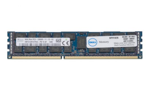 RYK18 -TP DELL 8GB PC3-12800R DDR3-1600 2RX4