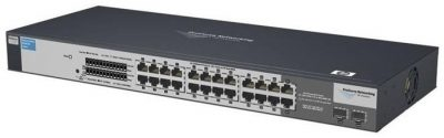 J9080A -TP HPE Procurve 1700-24P Switch