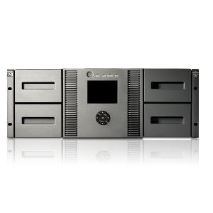 AK380A HP StorageWorks MSL4048 2 LTO-4 Ultrium 1760 SAS Tape Library