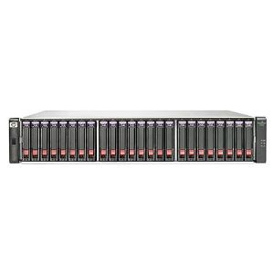 AW567A -TP HP P2000 G3 MSA FC/iSCSI DC LFF Array