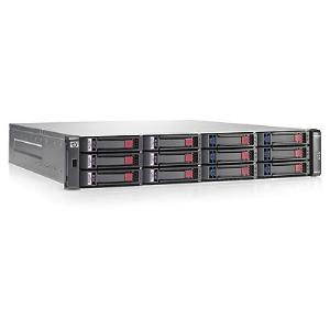AP846A -TP HP StorageWorks P2000 G3 MSA FC Dual Controller SFF Modular Smart Array System