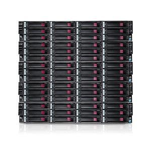 BK717A -TP HPE P4500 G2 60TB MDL SAS Scale Cap SAN
