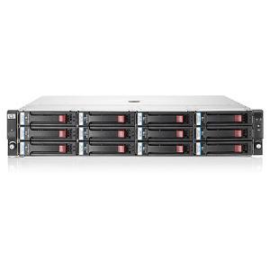 AW523A -TP HPE D2600 600GB 6G SAS LFF 7.2TB Bundle