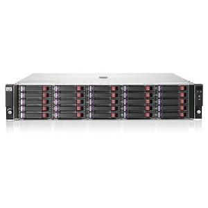 AW525A -TP HPE D2700 300GB 6G SAS SFF 7.5TB Bundle