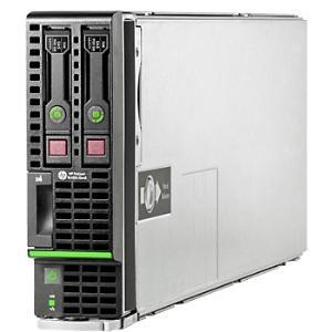 668356-B21 -TP HPE ProLiant BL420c Gen8 E5-2450 2P 24GB Server