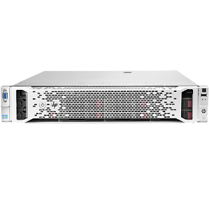 704559-371 -TP HPE ProLiant DL380p Gen8 E5-2630v2 1P 16GB-R P420i/1GB FBWC 460W PS Server