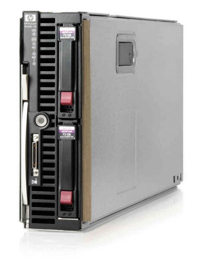 603718-B21 -TP HPE Proliant BL460C G7 Server