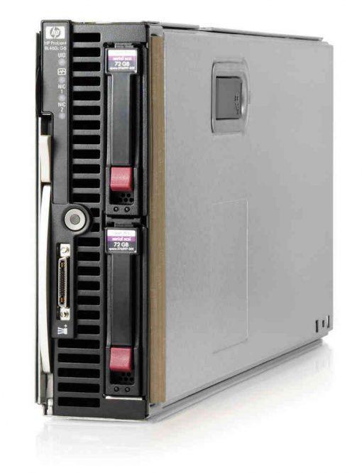 603251-B21 HP ProLiant BL460c G7 E5506 1P 6GB-R Server