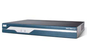 CISCO1841 - TP Cisco 1841 Integrated Service Router