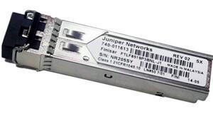 EX-SFP-1GE-SX Small Form Factor Pluggable 1000Base-SX Gigabit Ethernet Optics