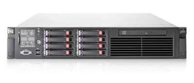 491316-371 HPE ProLiant DL380 G6 X5550 2.66GHZ Quad Core Performance Server