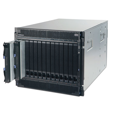 8843-25M -TP IBM eServer BladeCenter HS20 Server w/ 2x Xeon 3.2GHz 4GB RAM 2x 36.4GB HD