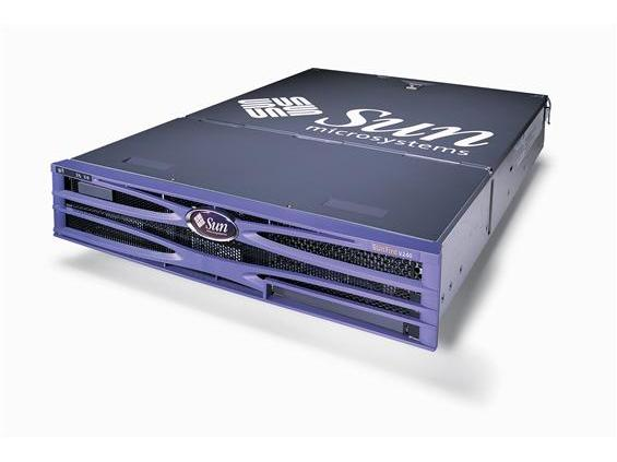 Oracle Sun Fire V240 2 x 1 28GHz Rackmount Server