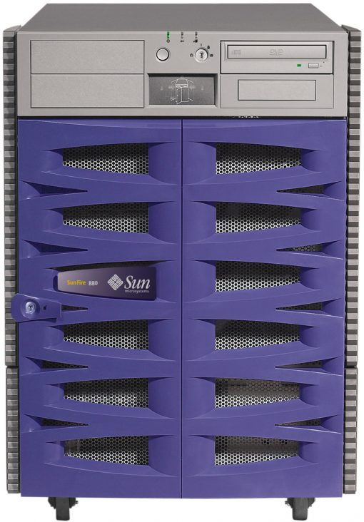 602-2556 -TP SUN MICROSYSTEMS SUNFIRE V880 Server