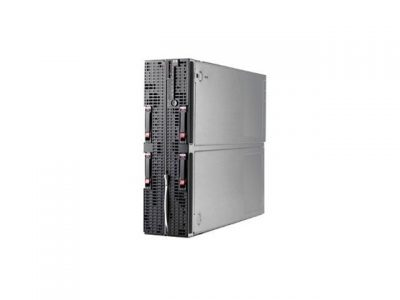 492335-B21 -TP HPE PROLIANT BL680C G5 E7440 2.4GHZ QUAD CORE 2P 8GB BLADE SERVER