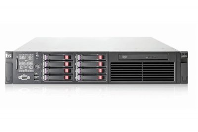589150-001 -TP HP ProLiant DL380 G7 E5630 1P 6GB-R P410i/256 8 SFF 460W PS Server