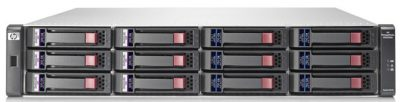 AJ745A -TP HP STORAGEWORKS MSA2212FC Dual Enhanced Controller Array
