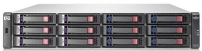 AJ747A -TP HP StorageWorks MSA 2012I Dual Contoller Array