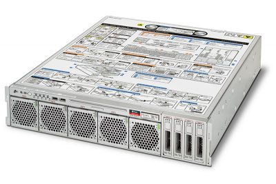 E23433-03 -TP-1 Oracle Sun Netra T4-1 w/ 4 core 2.85GHz CPU, 128GB RAM, 2 x 600GB
