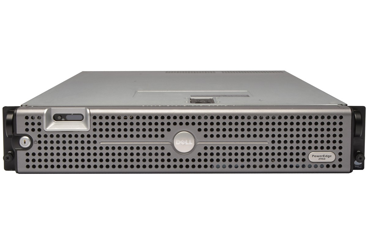PE2950 DELL POWEREDGE 2950 2U RACK SERVER