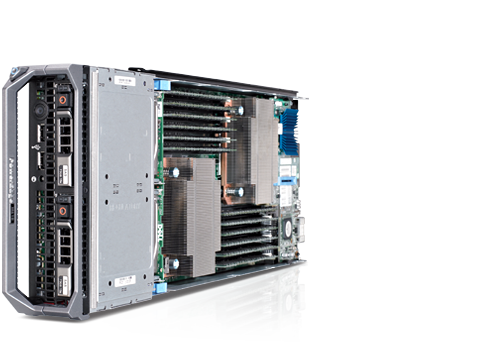 M610 -TP DELL POWEREDGE M610 BLADE SERVER