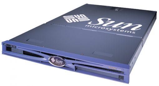Sun Fire V210 Rack Server 602-2693