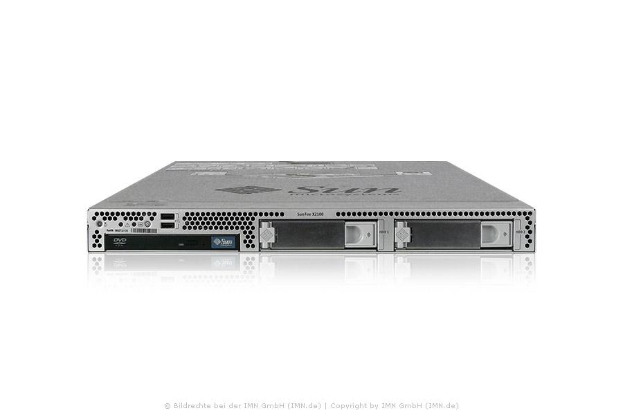 602-3036 -TP SUN SunFire X2100 Server