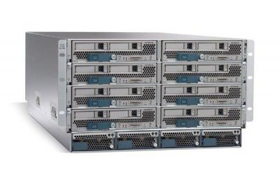 UCSB-5108-AC2 -TP CISCO UCS 5108 BLADE SERVER AC2 CHASSIS W/. 0 PSU/8 FANS/0 FEX